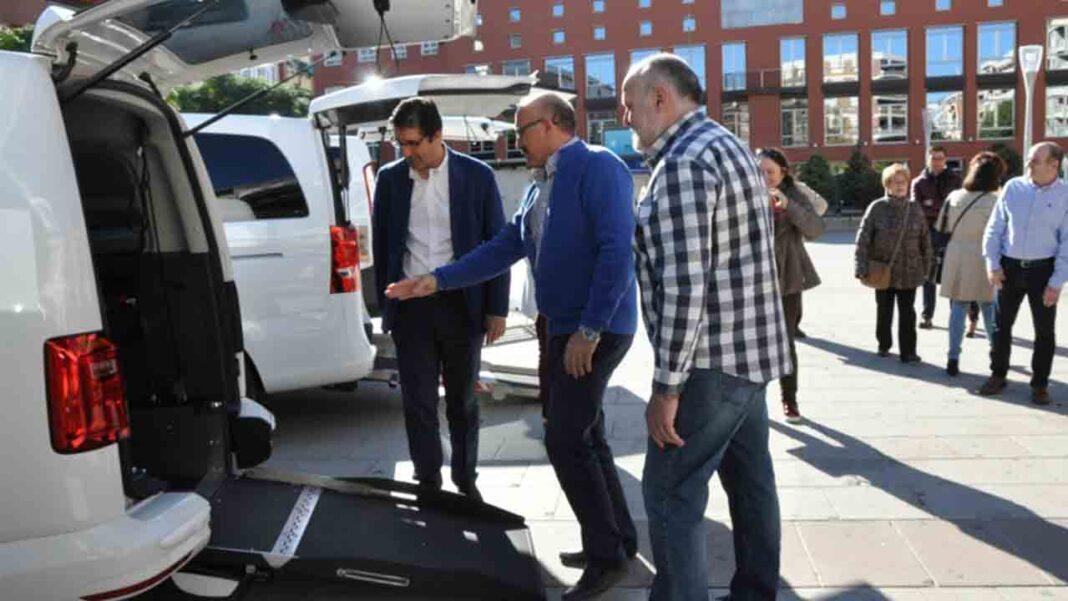 Ayudas en Ciudad Real para la adaptación de vehículos a Eurotaxi