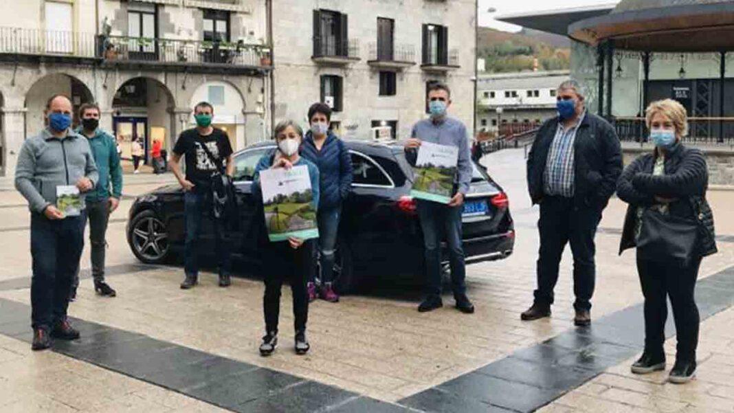 Azpeitia pone en marcha el 'auzo-taxi', para mejorar la movilidad rural