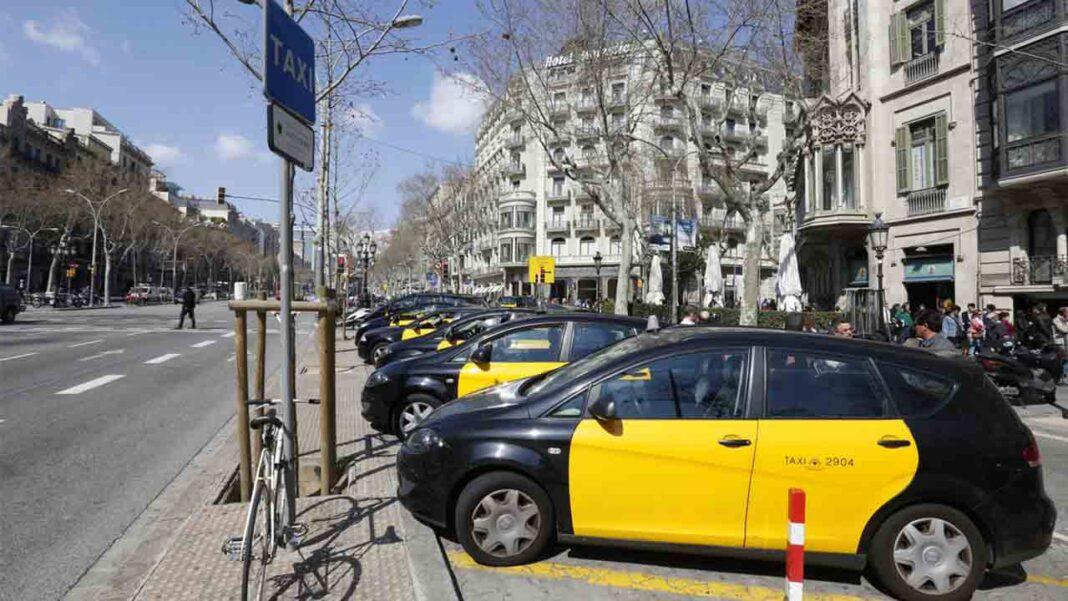 El IMET elaborará un informe de pérdidas en el sector del taxi para solicitar las ayudas