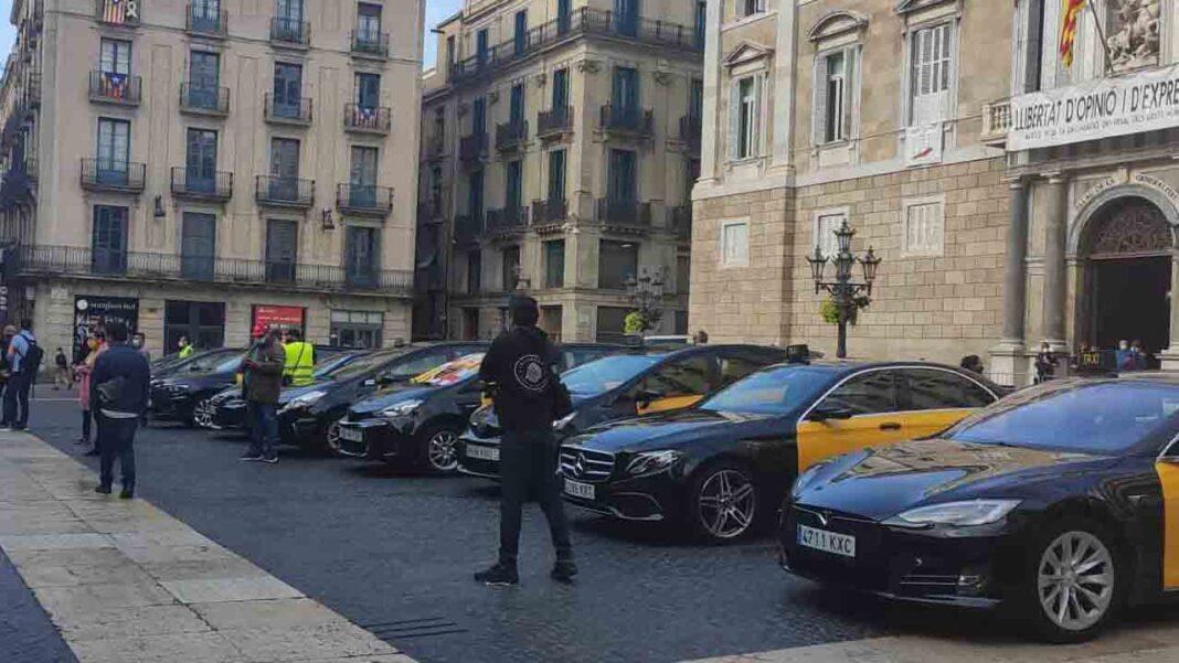 Esta semana comenzará el control activo a las VTC en las calles de Barcelona