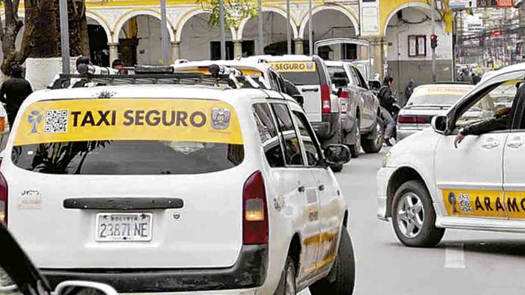 Ktaxi incorpora en pago con tarjeta en el taxi de Cochabamba (Bolivia)