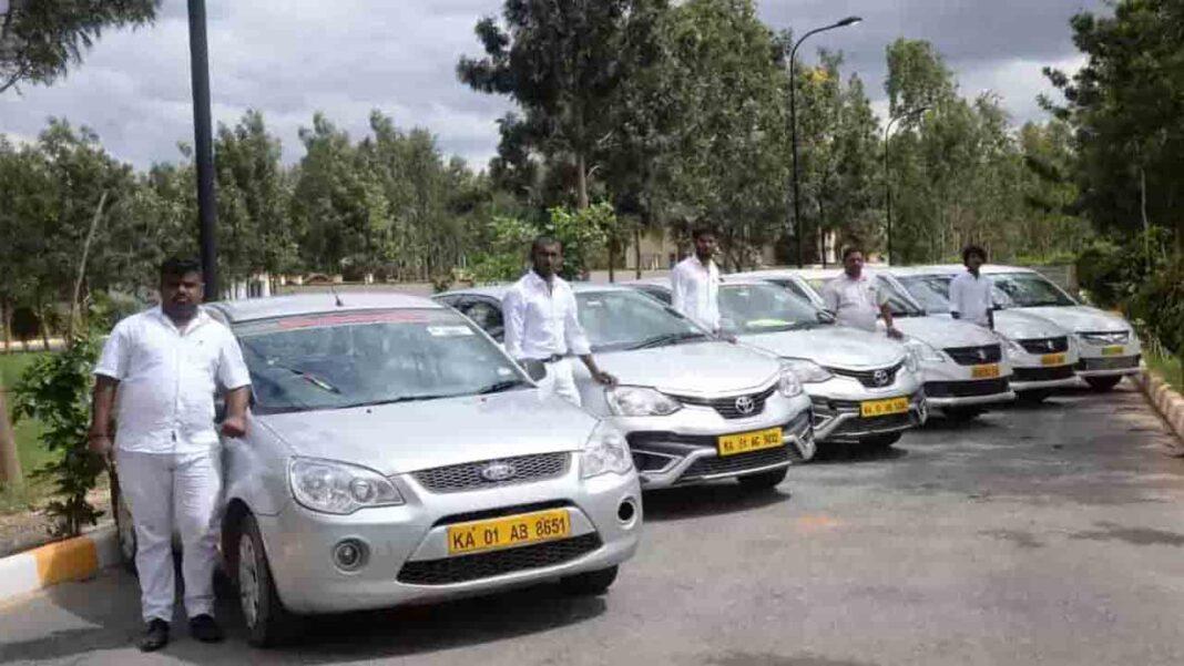Los taxistas de Bangalore (India) preparan movilizaciones contra Uber