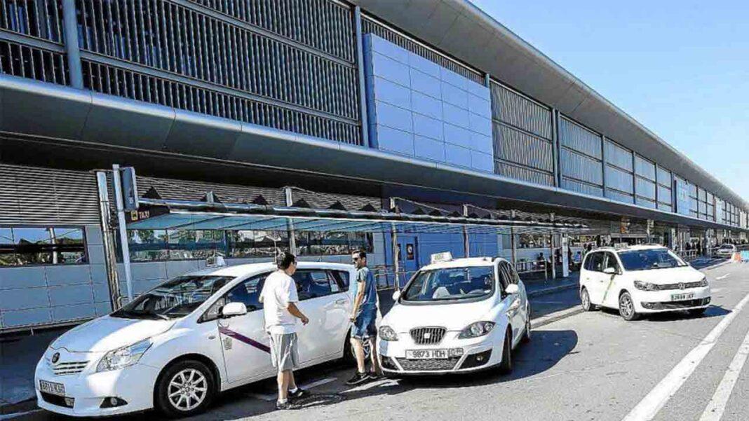 Los taxistas de Vila en contra de que se otorguen más licencias en Sant Josep