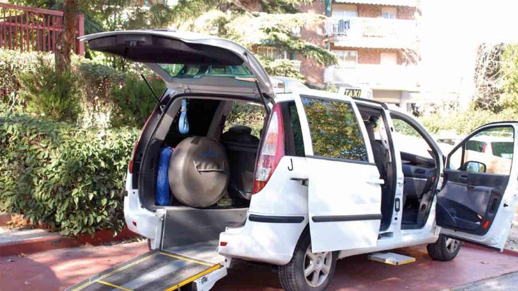Nuevo servicio de taxi adaptado para Sansol (Navarra)