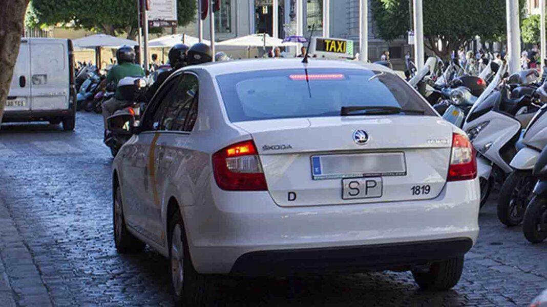 Sevilla implementará un 16% más de taxis a la flota existente