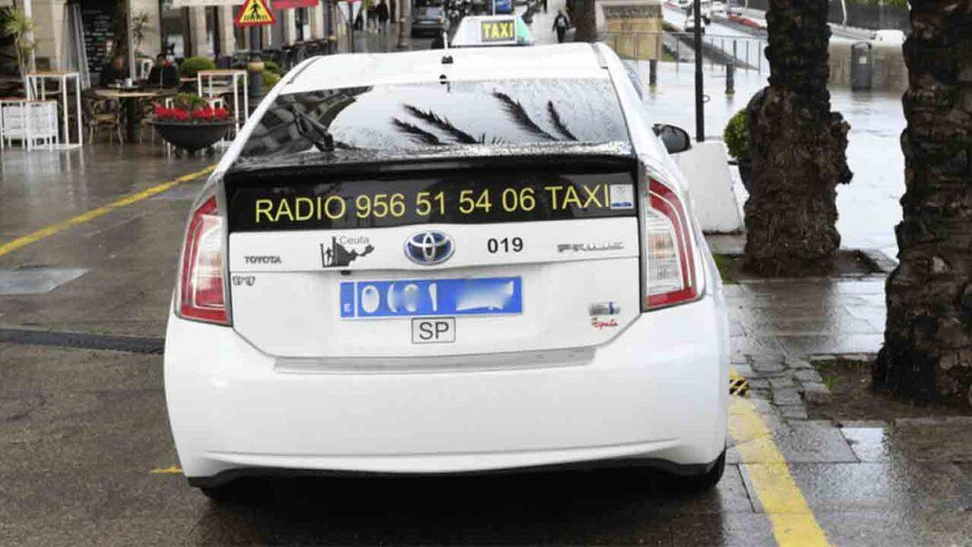 Suspenden la huelga de asalariados del taxi en Ceuta