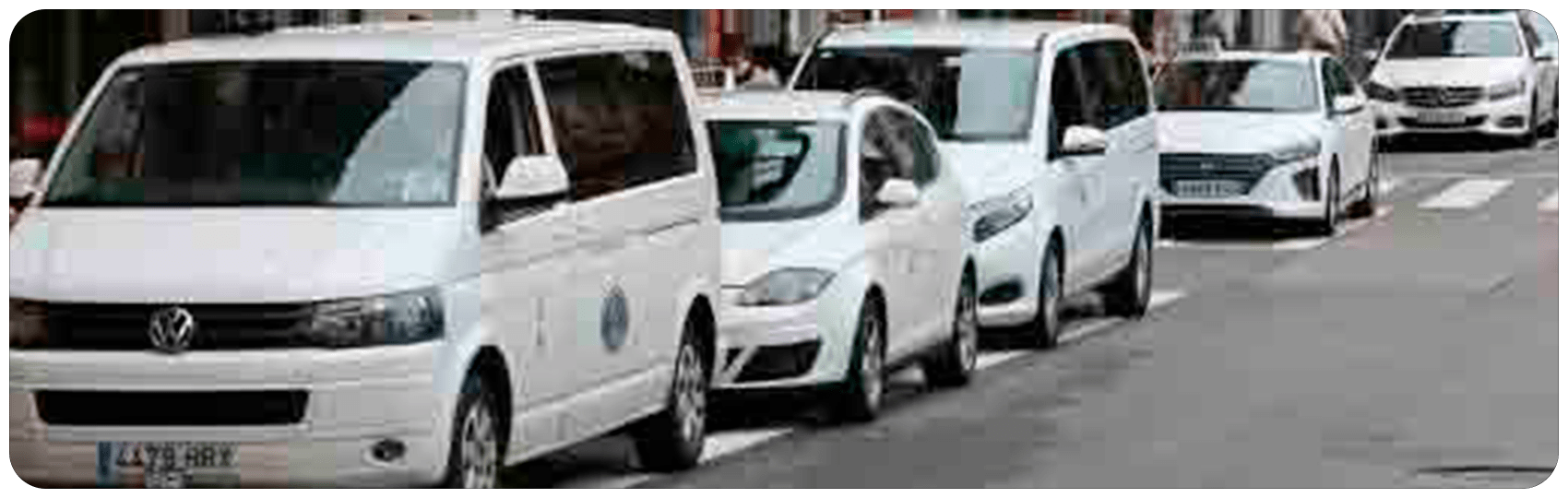 Noticias del Taxi en Avilés