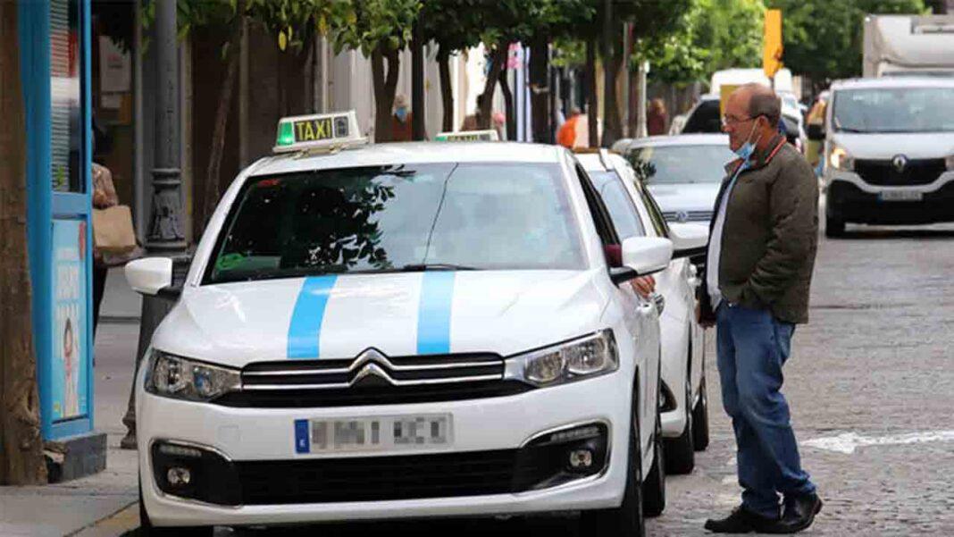 Un 60% de los taxistas de Huelva temen perder el empleo