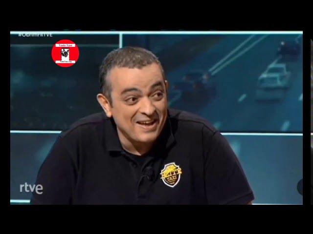 Tito Álvarez habla sobre la movilidad en el programa de TVE 'Obrim Fil'