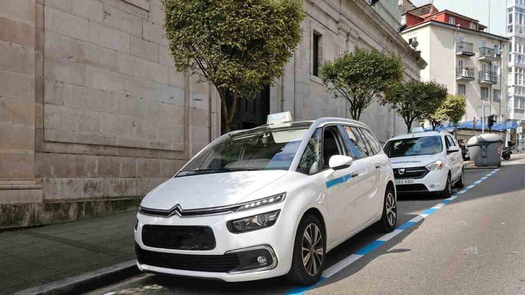 Cantabria dará ayudas de 500 euros a los taxistas