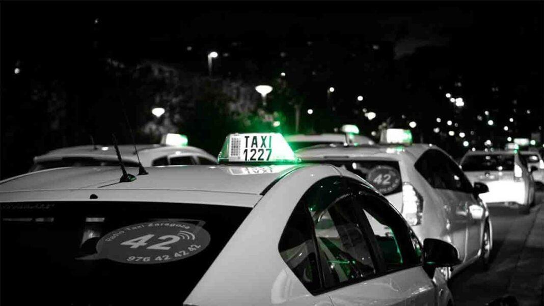 Detenido en Zaragoza por obtener dinero en metálico engañando a los taxistas