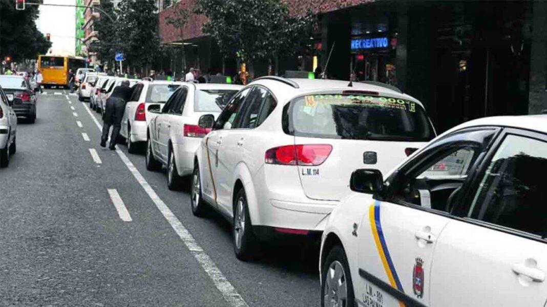 El Ayuntamiento de Las Palmas evaluará la suspensión cautelar de los turnos del taxi