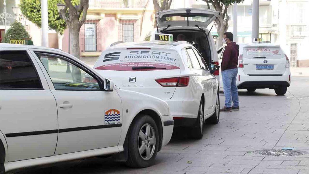 El Ayuntamiento de San Fernando cede un local a la Asociación Grupo Local del Taxi