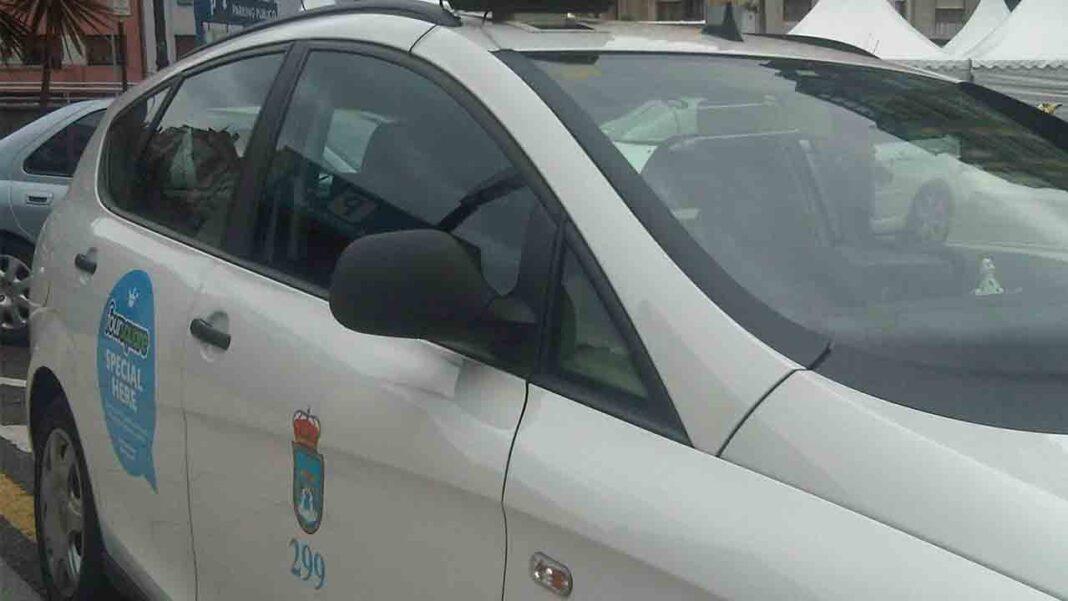 El sector del taxi en Oviedo reduce la flota en un tercio ante la caída de demanda