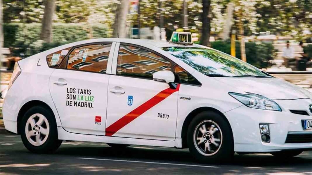 El taxi de Madrid podrá reducir la flota si hay bajada de demanda