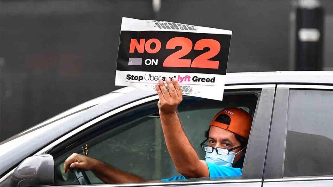 Las presiones de Uber a su ingeniero para que apoye la Proposición 22, hace que renuncie a su puesto