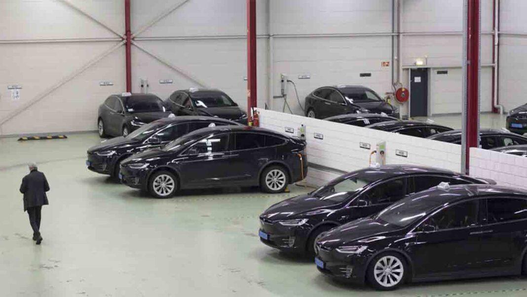 Los taxis Tesla de Ámsterdam demandan al fabricante por 1,3 millones de euros