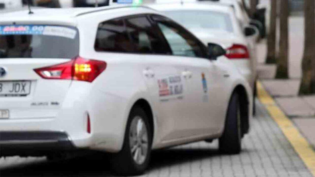 Los taxistas de Gijón podrían recibirán ayudas si reducen la flota a la mitad