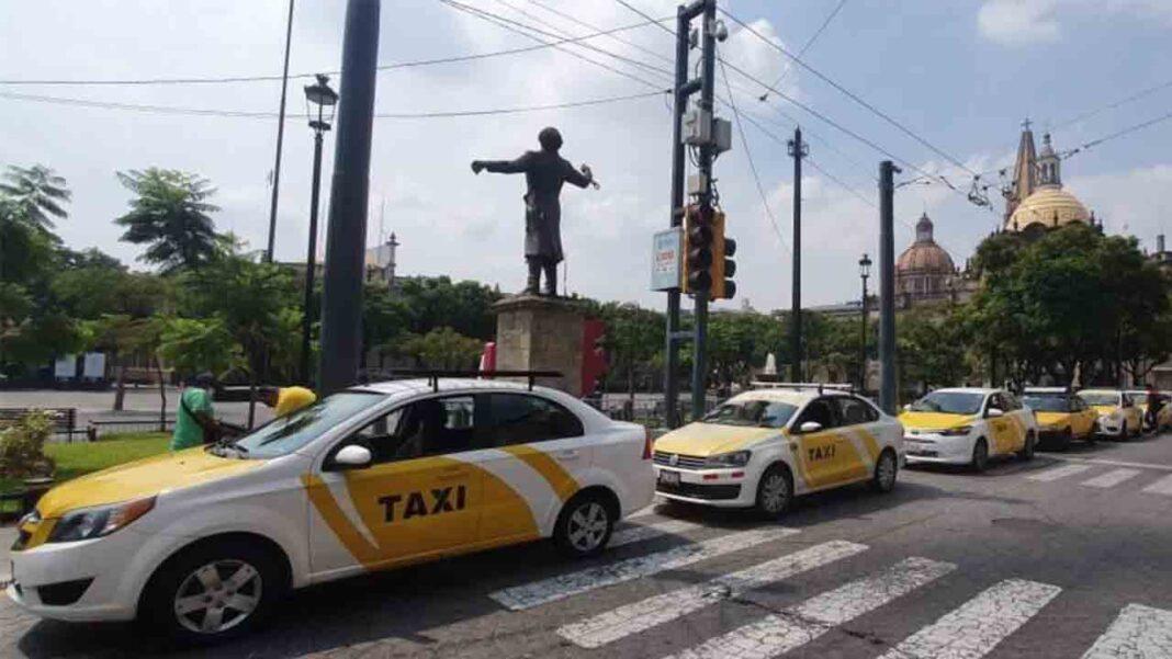 México: Los taxistas de Guadalajara anuncian un comité estatal