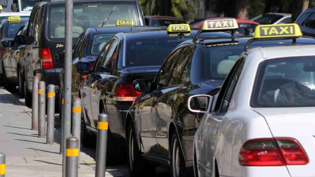 Paro general del sector del taxi en Chipre para hoy martes