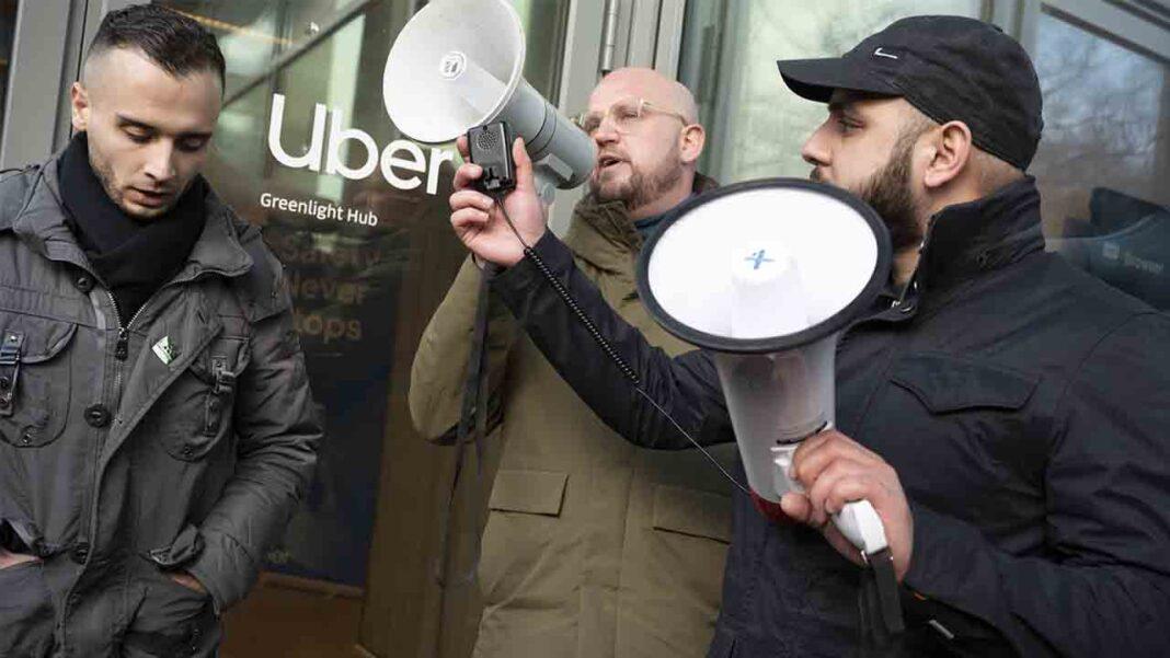 Se abre guerra en Holanda por la calificación de los conductores de Uber como empleados