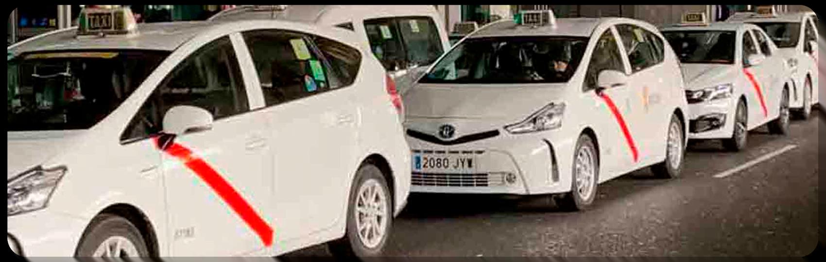 Noticias del taxi en Fuenlabrada