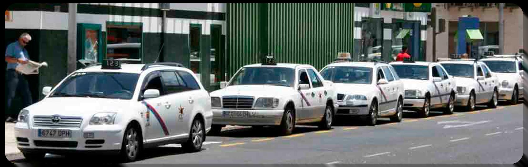 Noticias del taxi en Lanzarote
