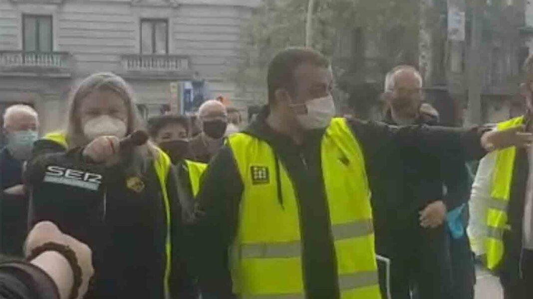 Triunfo de los taxistas: Consiguen una moratoria de un año en todos los préstamos de Avalis Un nuevo triunfo de los taxistas tras las movilizaciones en Barcelona