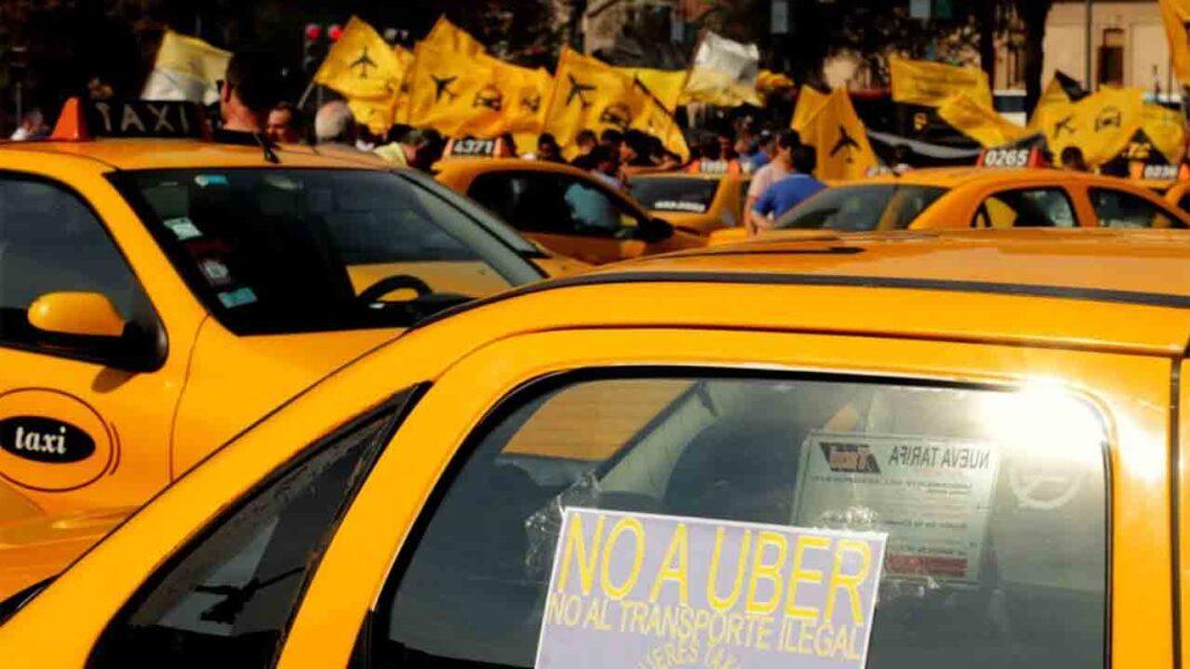 Argentina: Uber vuelve a intentar meter las garras en Córdoba
