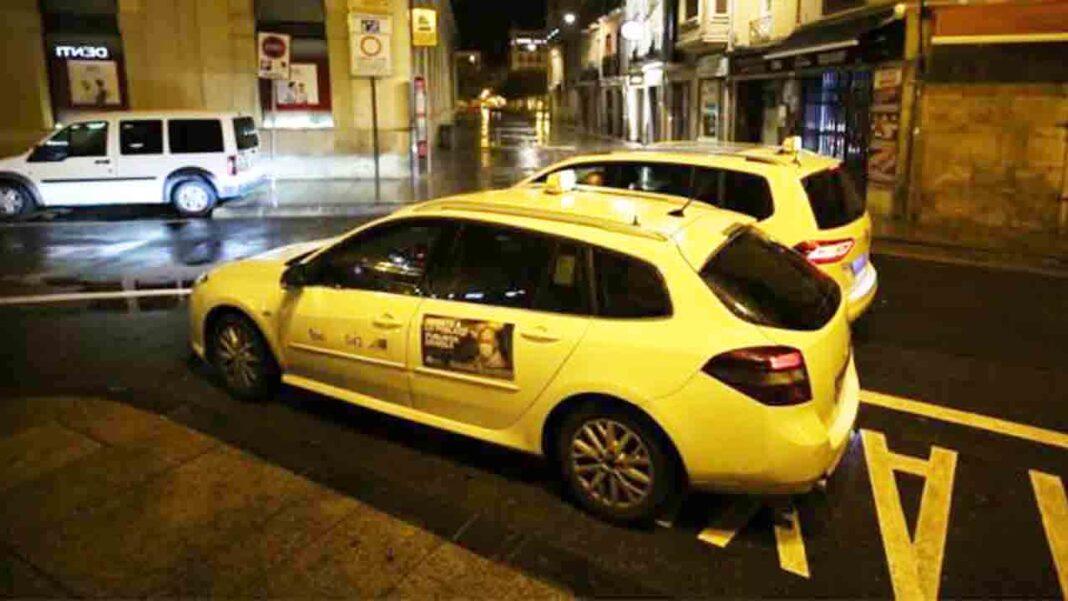 Autorregulación del taxi de la comarca de Pamplona