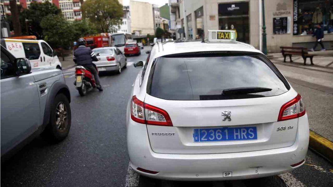 Detenido por estafar 3.600 euros a un taxista de Oviedo