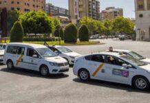 El Ayuntamiento de Sevilla rescata de 36 licencias de taxi