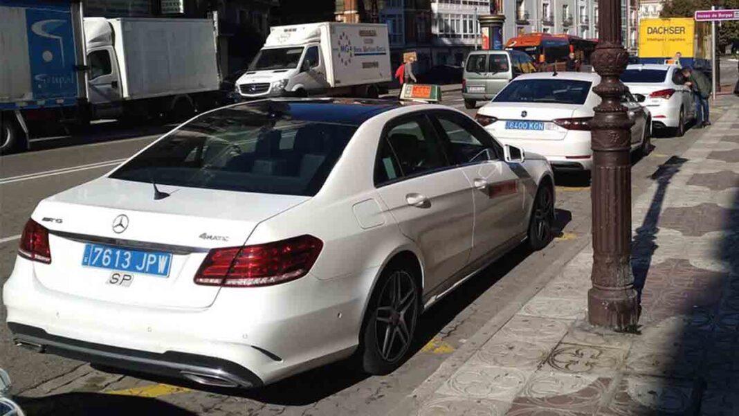 El taxi de Burgos solo subirá 10 céntimos la tarifa de recorrido mínimo