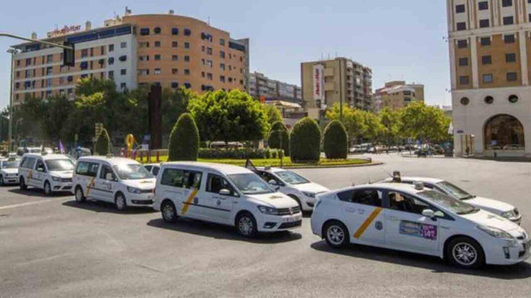 El taxi de Sevilla mantiene la flota al 33% hasta mayo de 2021