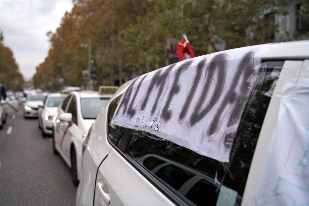Taxi Project y Vosseler Abogados anuncian reclamaciones patrimoniales contra las administraciones