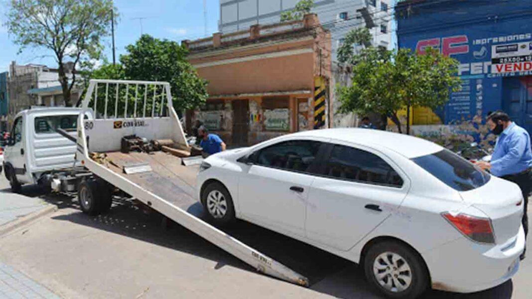 Inmovilizados tres vehículos de Uber en Chaco