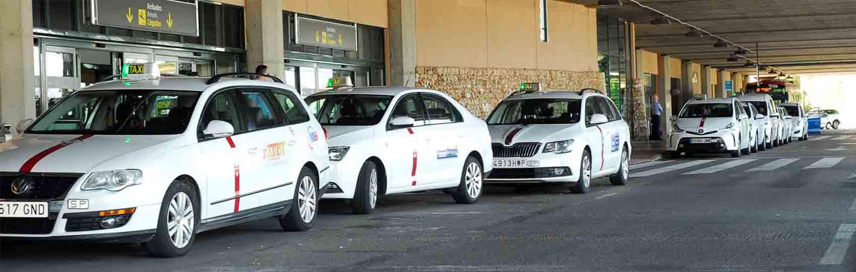 Noticias del sector del taxi y la movilidad en Menorca