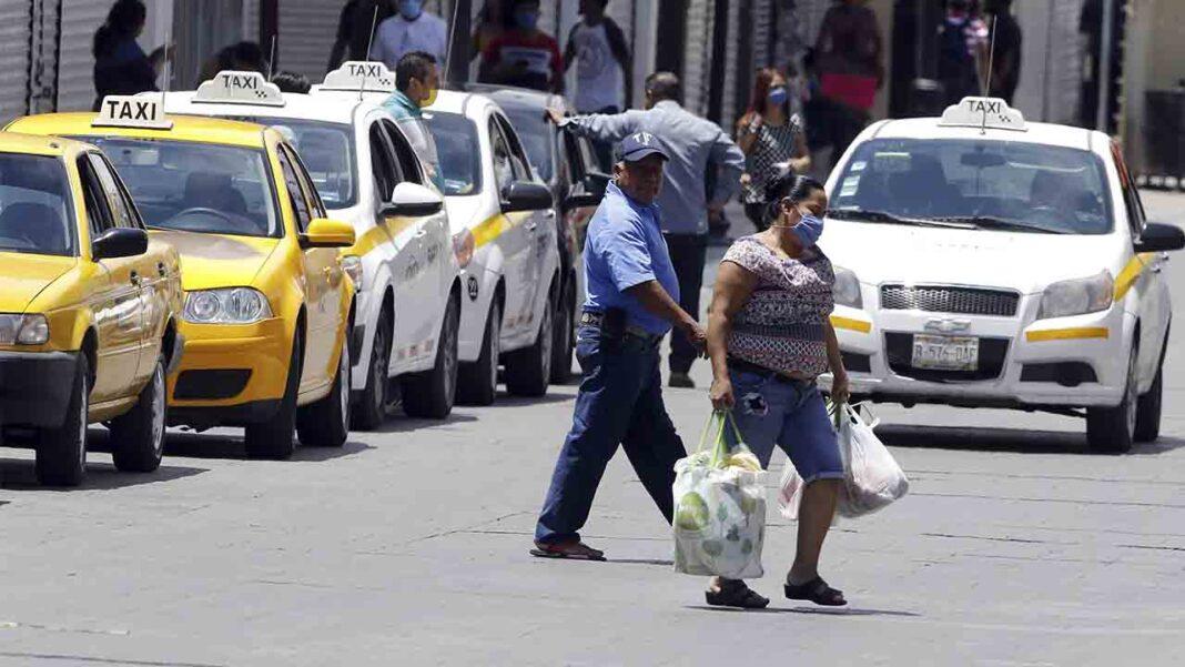México: Los taxistas de Saltillo piden poner freno a la competencia desleal de Uber