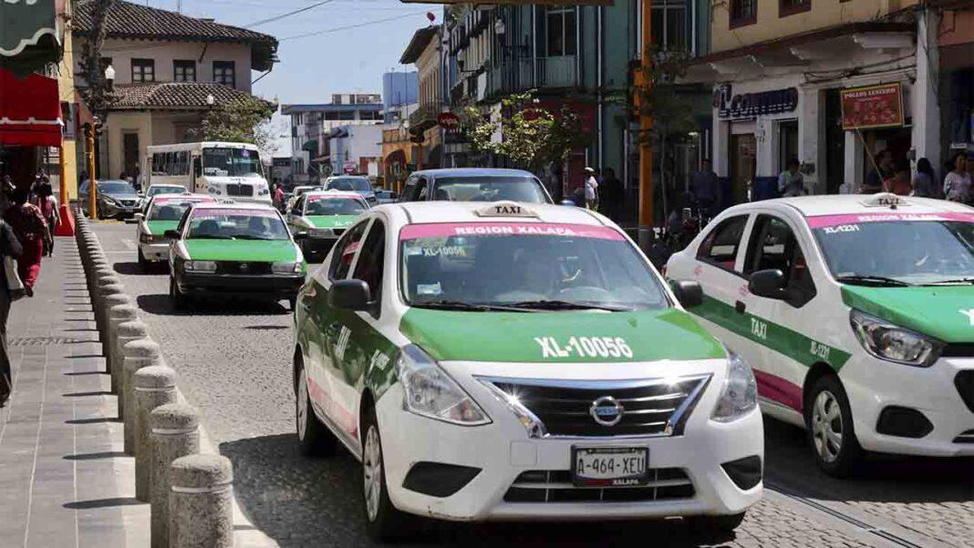No es necesario Uber en Xalapa. 'Gracias a la corrupción, alcalde'