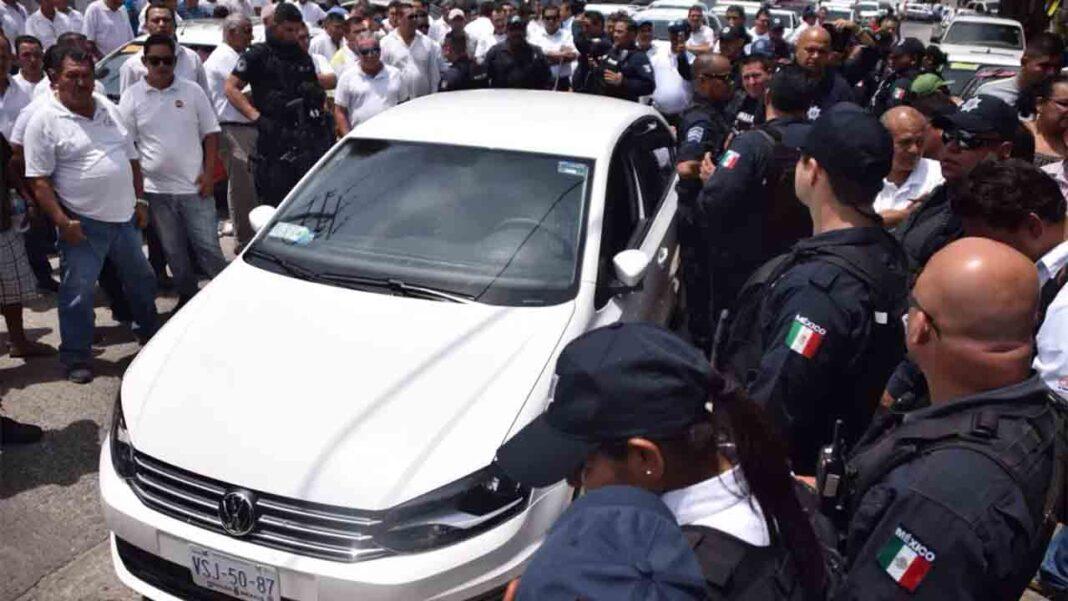 Sin acuerdo sobre las normas de Uber en Sinaloa