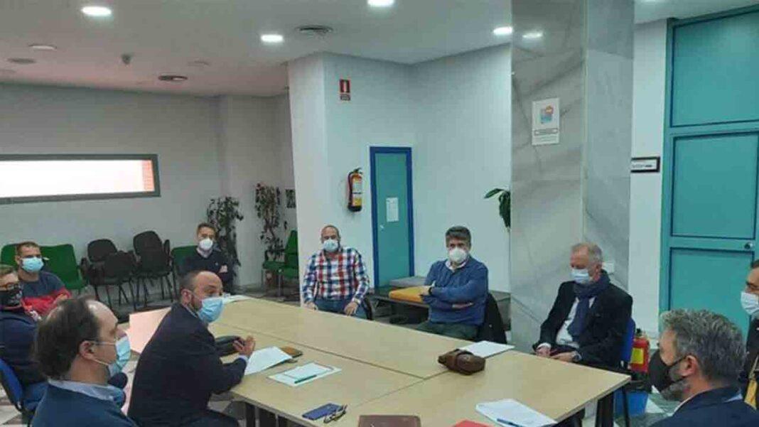 Taxistas de Jerez se reúnen con el Ayuntamiento para valorar las pérdidas del sector