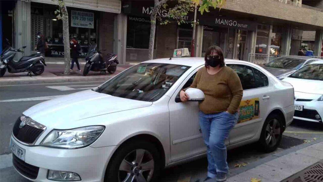 Zaragoza trabaja en una app pública del taxi, bus y tranvía