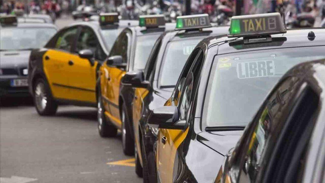 Arranca 2021 con la congelación de tarifas del taxi en Barcelona