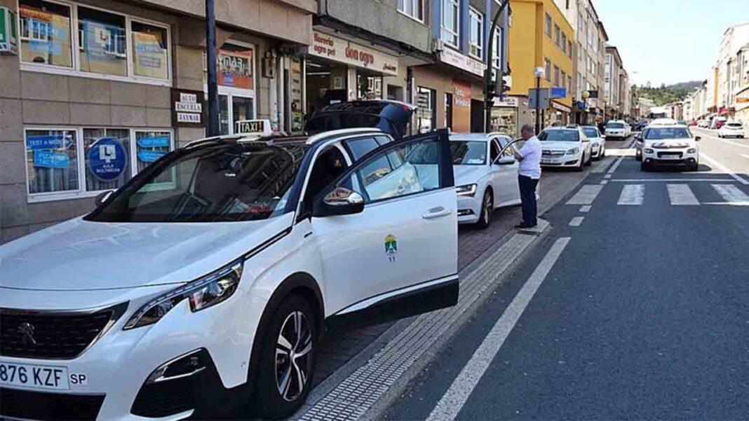 Arteixo subvencionará viajes en taxi a zonas sin bus