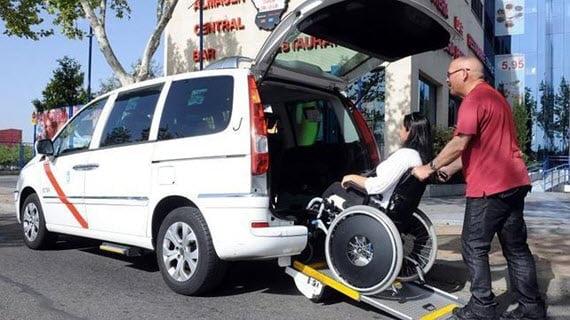 Cabify discrimina en su aplicación a las personas con movilidad reducida