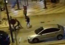 Agredido un taxista en Málaga por no permitir subir al coche con bebidas