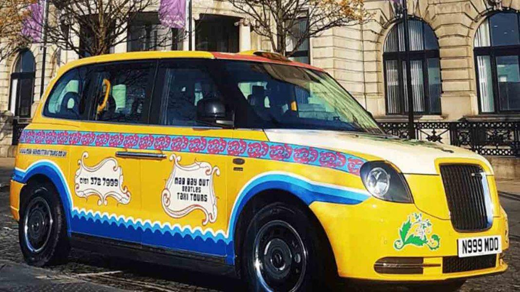 Aumento record de servicios de taxi en Liverpool