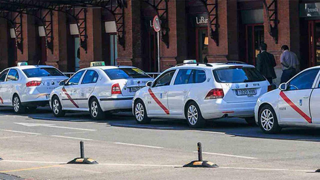 El taxi no merece determinados espectáculos