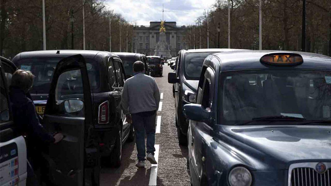 App de Bolt Asesinan a un taxista de Londres y varios son atacados