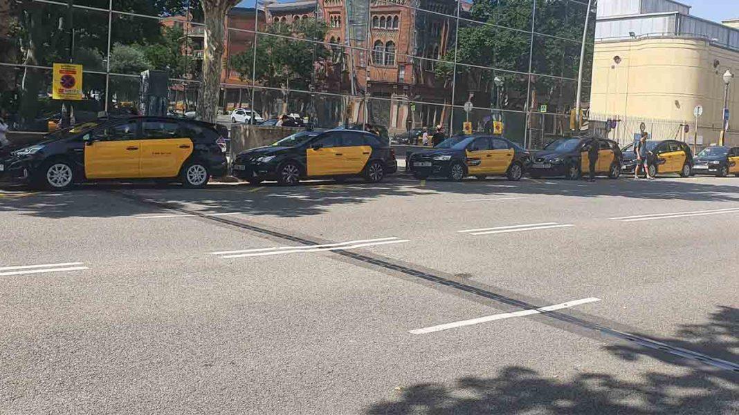 El taxi de Barcelona volverá a la normalidad este lunes 21 de junio